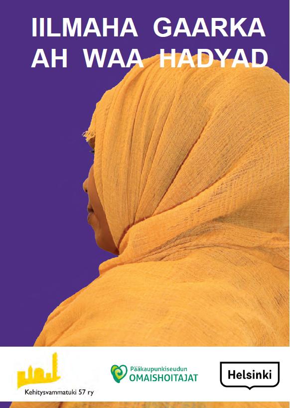 Erityislapsi on lahja -ryhmä somalinkielisille äideille maaliskuu